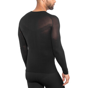 Compressport 3D Thermo UltraLight LS Shirt black